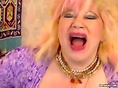 Chubby Grannie Likes Fisting and Fucknig