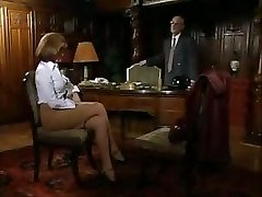 Clips of students and educators in various stages of fucking
