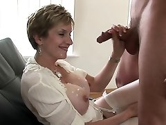 Mature Goddess Gets Extraordinaire Cumshot 143.SMYT