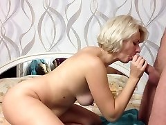 homemade, stunning mature couple in a hot pinch