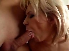Mature Facials Compilation Two