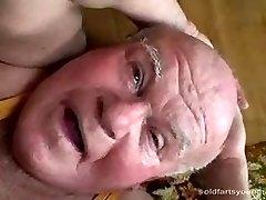 Grandpa Fucks His Teenage Hooker for Money