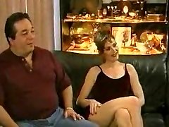 Waching his luxurious wife fucked hard by a bbc...