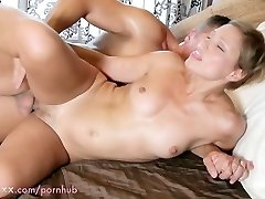 MOTHER HD Black-haired MILF gets fucked