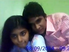 Glorious Bangla Cute Girlfriend Boob Press