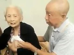 Asian Aged Duo