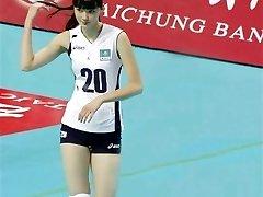 Lovely Sabina Atlynbekova