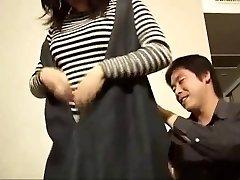 Pregnant Japanese stunners getting slammed