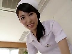 Kana Yume in Lustful Nurse Will Deepthroat You