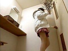 JAPAN Koyuki take a bath