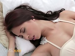 ORGASMS Young busty asian indian nymph romantic breeding