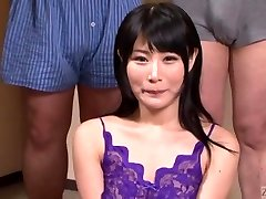 Subtitled Japanese gokkun drinking soiree with Chigusa Hara