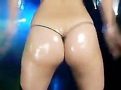 Micro swimsuit oily dance-2 Harukitomi (Uncensored)