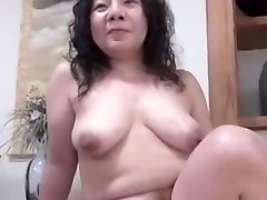 Japanese ugly PLUS-SIZE Mature Creampie Junko fuse 46years