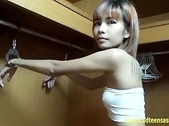 Exploitedteensasia Exclusive Scene Bony Tiki Thai Amateur Teenager Handcuffed