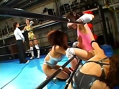 Cat Fight Rectal Pro Wrestling