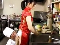 Pummeling in chinese_restaurant