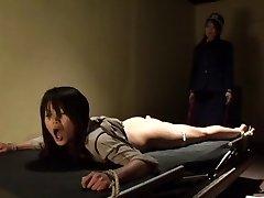 Freaks of Nature 110 Lesbien Japanese Prison Three