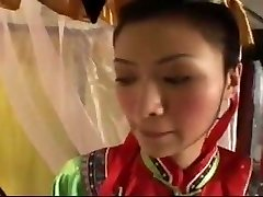 Asian Emperor fucks Cocubines