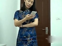 Uber-sexy sex movie Chinese hottest pretty one