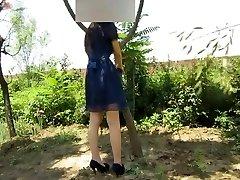 [Chinesespanking] M140 - Outdoor Spanking