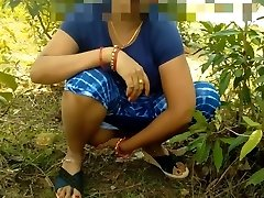 Indian Horny Couple OutDoor Sex In Forest