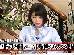 japanese newsreader