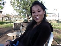 Behind the scenes interview with Asa Akira, part 2