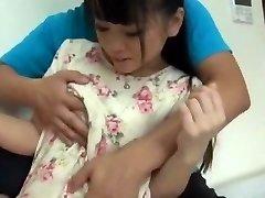 Crazy Japanese model Kotomi Kawase, Sayo Nakamoto, Miyu Hoshisaki in Gorgeous Small Tits, Compilation JAV movie