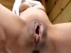 Asian Mature Extraordinary Thick Pussy