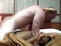 Indonesian Maid Having First Time Bang-out with White Knob