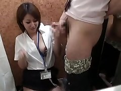 Japanese Dressing Apartment Display(censored) #5
