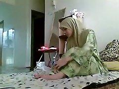 Malay couple homemade bang-out tape