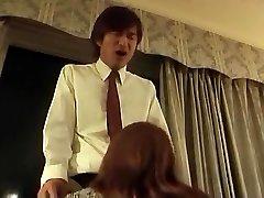 Reiko Yamaguchi & Lemon Hanazawa - Explicit Bang-out in The Japanese Wifey Next Door (2004)