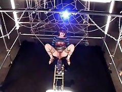 Insatiable Japanese gal Rino Mizusawa in Crazy Fetish, Penetrating Machines JAV video