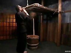 Japanese Maiden Torture in Elderly World Japan