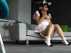 Tigerr costume play