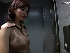 skinny blwojob tights blowjob nylon sex