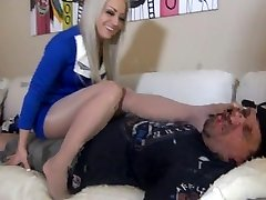 nylon feet footjob sniffing extraordinaire smother worship cam G