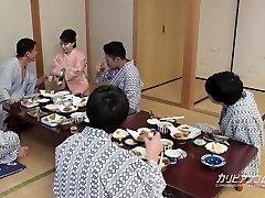 asian geisha stripped by boys