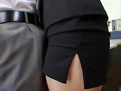 Incredible Japanese girl Shizuka Kanno in Hottest Assistant, Facial JAV pin