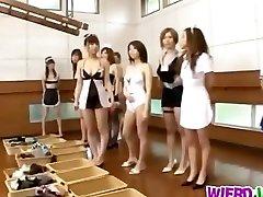 Kinky girls are needy to pound