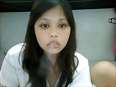 Smoking Chinese Webcam I