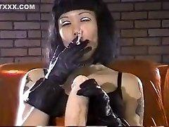 Incredible homemade Korean, Fetish porn flick