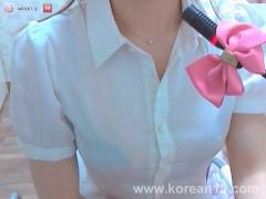 WinkTV Korean Blowjob Pinkyulyi 2