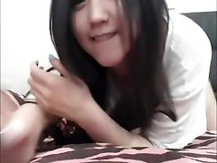 Korean Teen Steaming Cam Chat