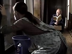 ázijské fajčenia a kurva s creampie