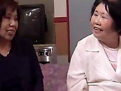 Sachi Michiko - Lesbian Asian Grandmas