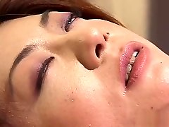 Astounding Japanese chick in Horny Uncensored, Handjobs JAV vid
