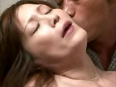 Nasty Asian mom seduces a friend son